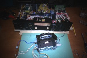 Nakamichi Disassembly 1